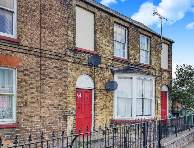 1 bedroom flat for sale in North End, Wisbech, PE13