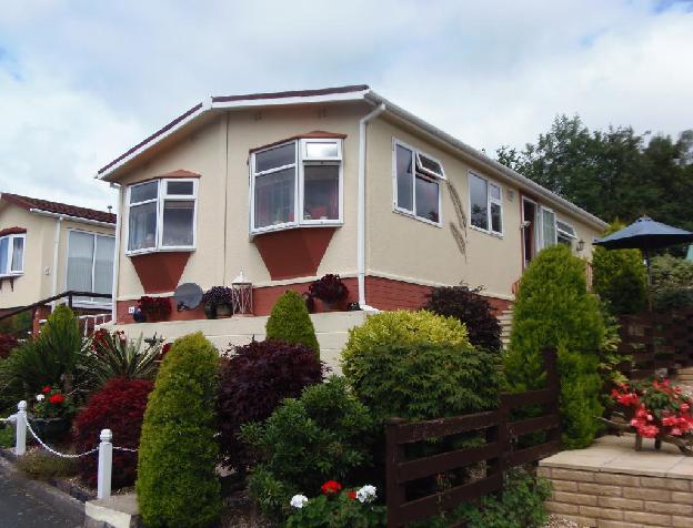 3 bedroom park home for sale in 45 Linton Park, Worcester Road, Bromyard, Herefordshire, HR7