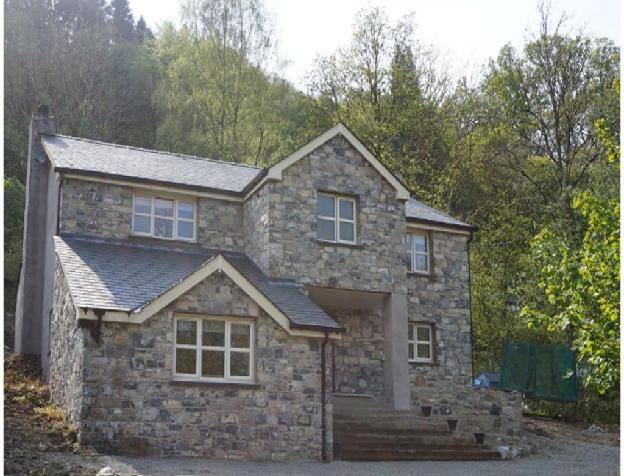 4 bedroom detached house for sale in Haf, Betws-y-coed, LL24