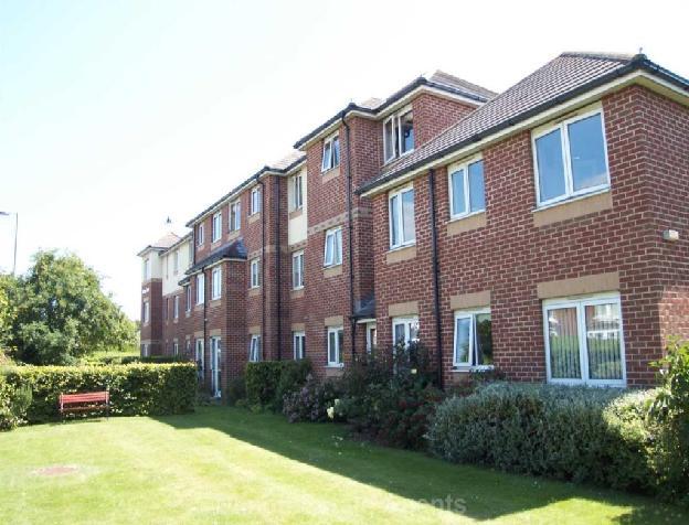 1 bedroom retirement property for sale in Pilbrow Court, Alverstoke, PO12